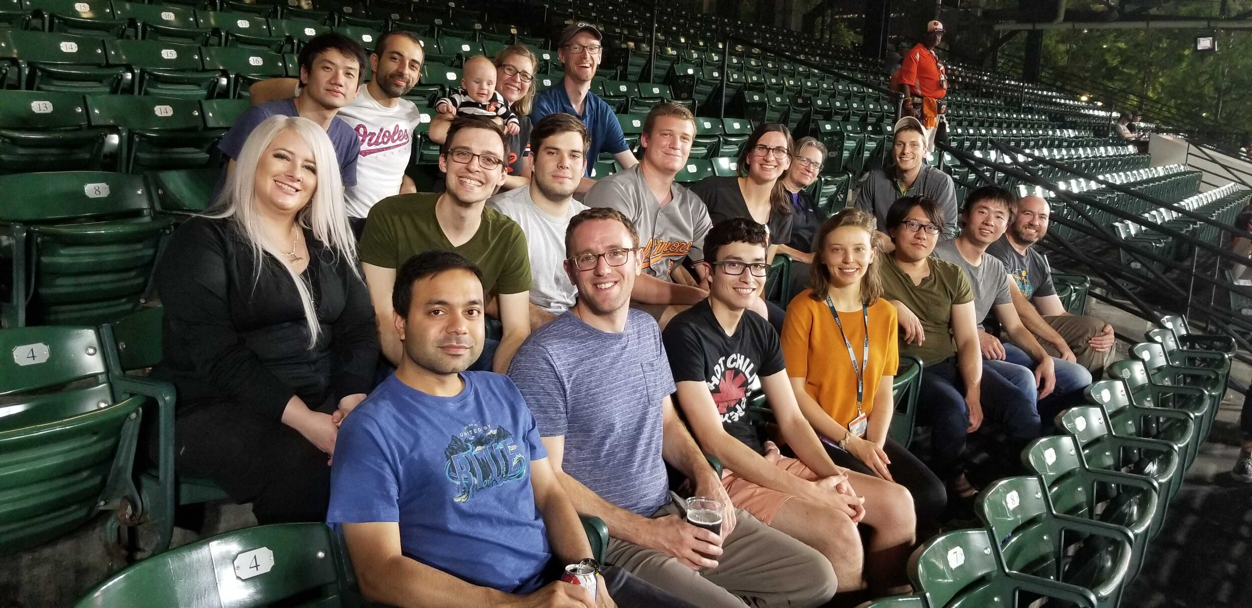 Lab Orioles Outing 2019