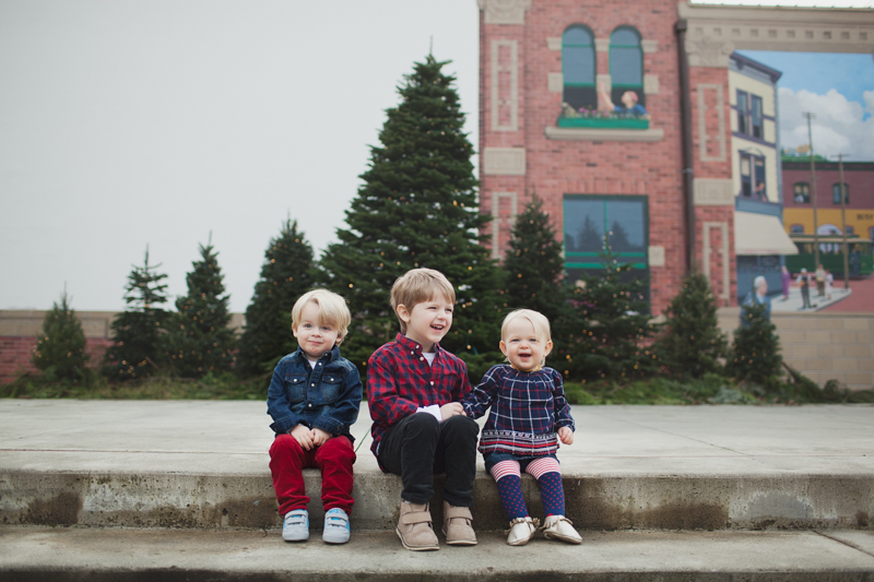 Christmas photos | Christmas kid style | visit www.jenfoxphotography.com | fairhaven, bellingham, WA