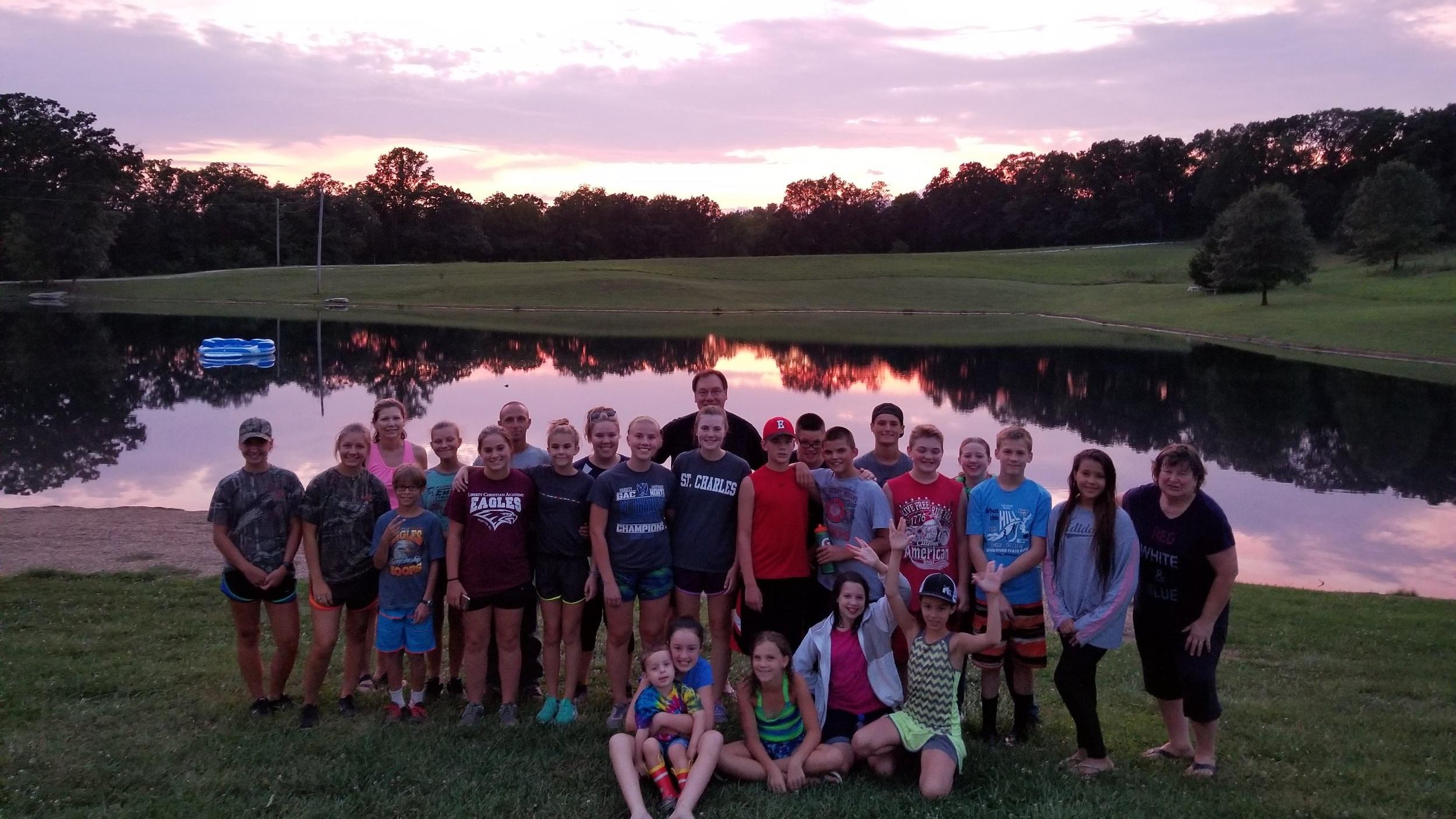 Camps & Retreats -