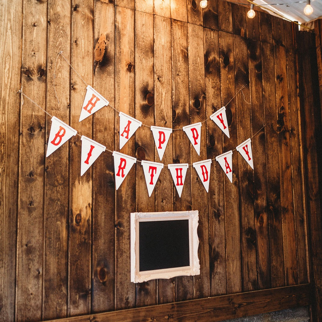 Great for Any Occasion - The Ranch is a great choice for hosting a birthday party, graduation party, wedding anniversary or corporate gathering. With multiple site options and party themes, we can help make your party an experience that nobody will forget!
