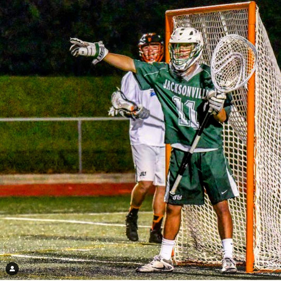 "Screenshot_2019-06-20 The Evergreen Lacrosse Academy on Instagram ""Coach Adam Baker standing tall in his JU_MLax fall ball [...].jpg"
