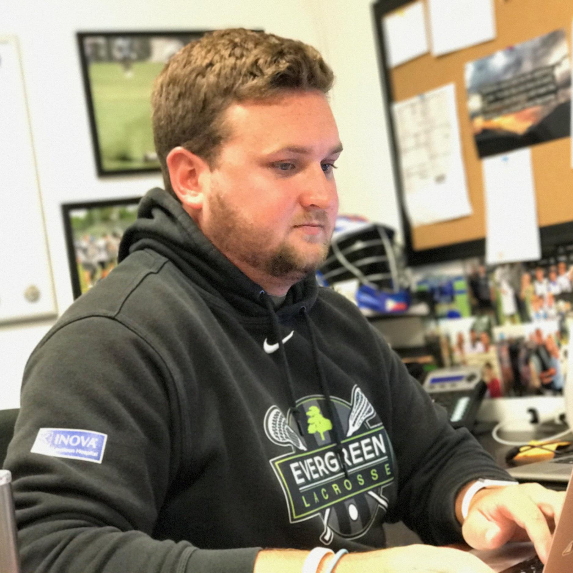 Kellen McCarthy - Elite Team Director