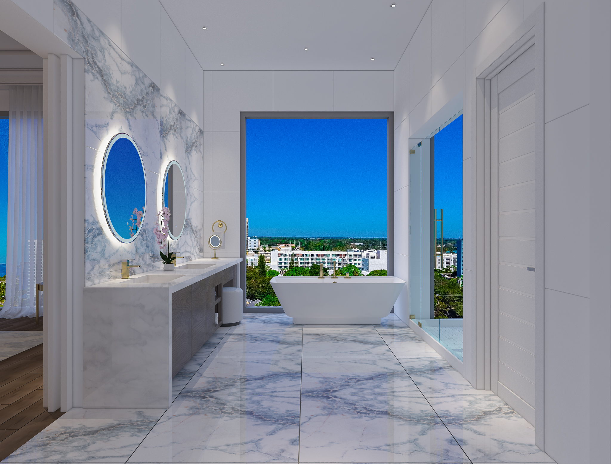 Luxurious Design in Every Suite