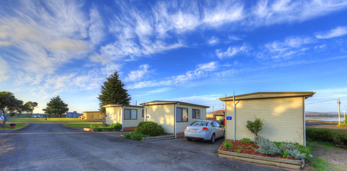 Studio Cabins Tasmania | Low Head Tourist Park