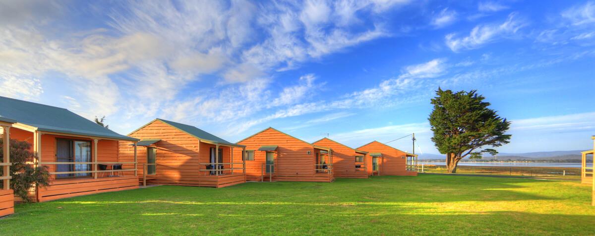 Waterview Cottages Tasmania | Low Head Tourist Park