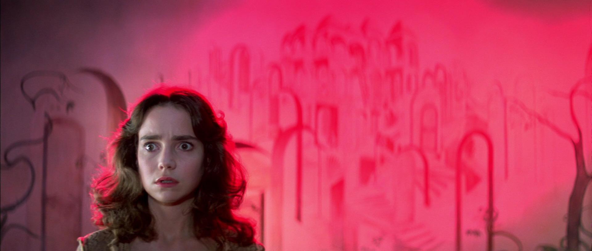 Jessica Harper in Suspiria (1977)