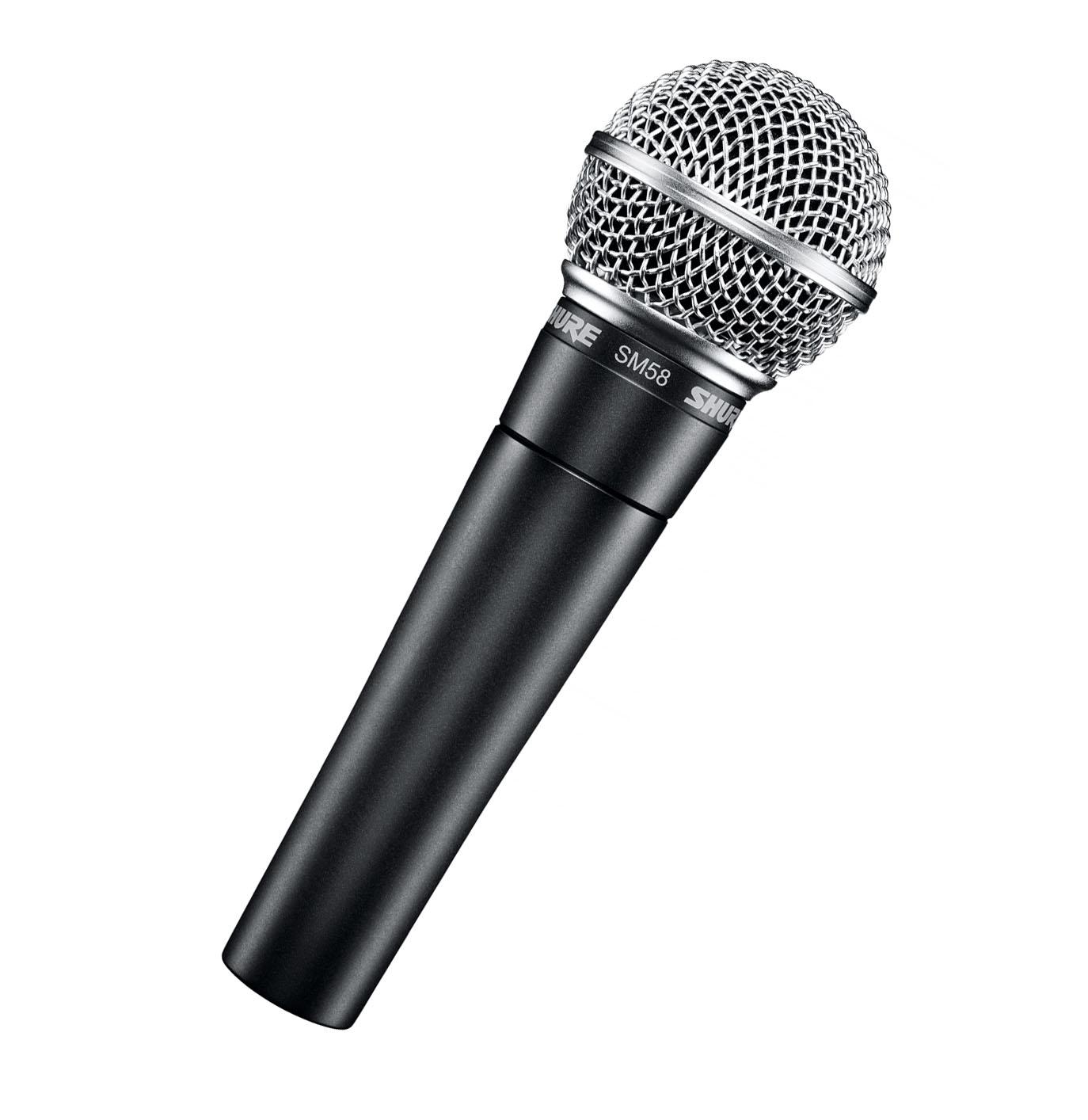 Microphones -