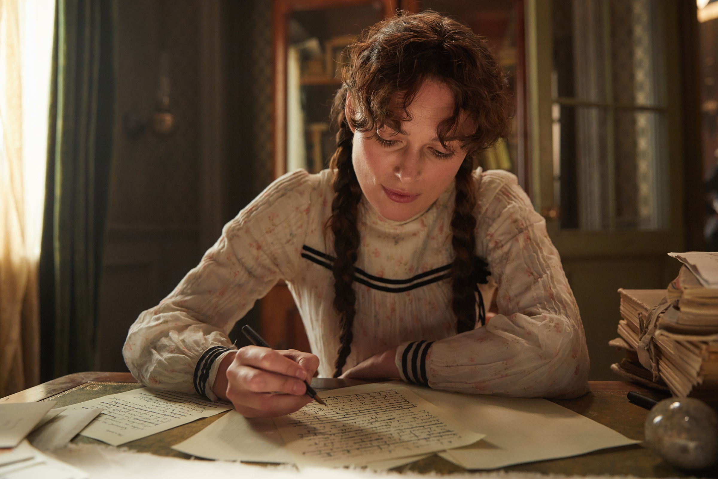 Keira Knightley in Colette. Photo: Transmission Films