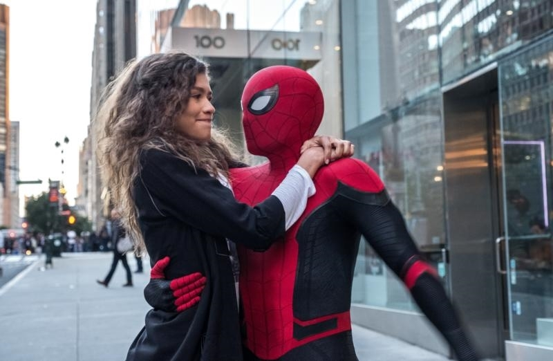Spiderman Far from Home Film Review