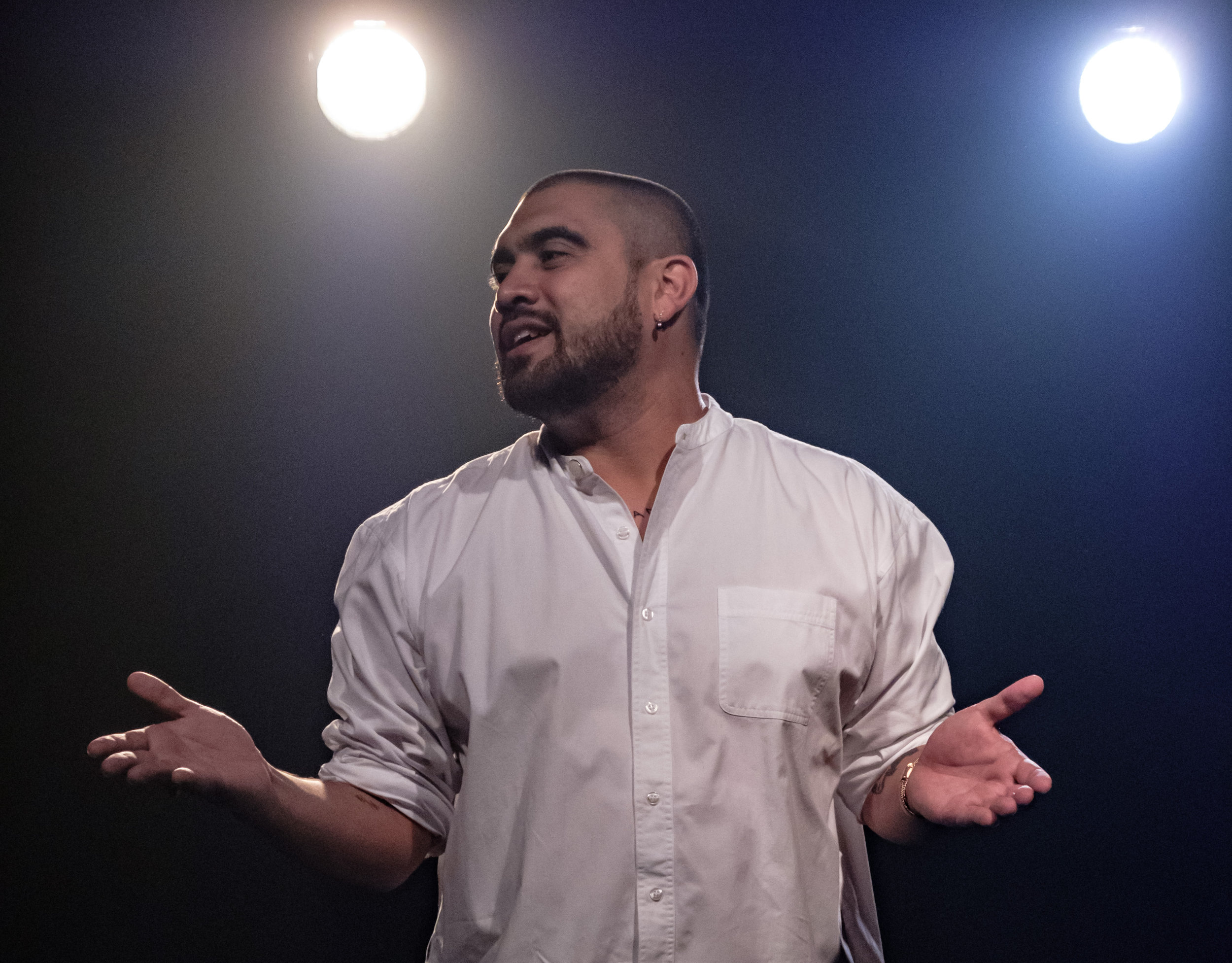 Omar Musa - Since Ali Died - In Review RMITV Melbourne