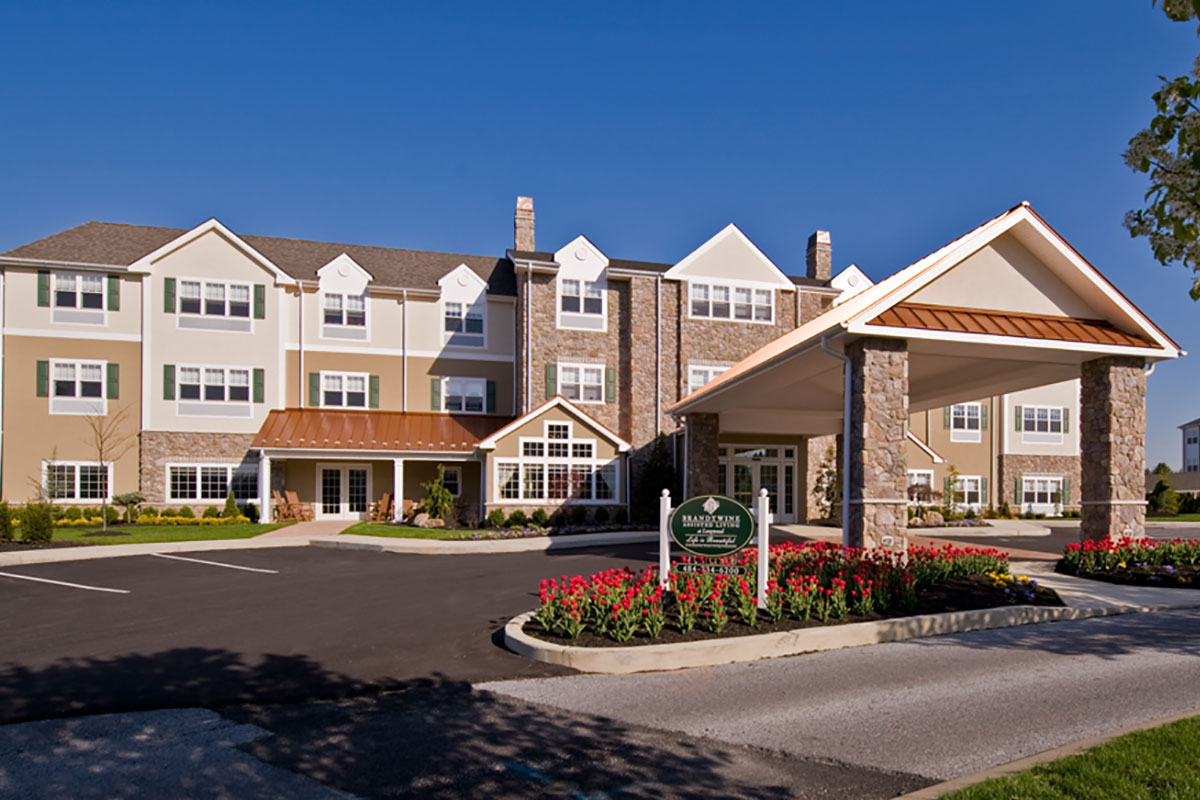 Assisted Living Facilities feel like hotels and cater to large group activities.