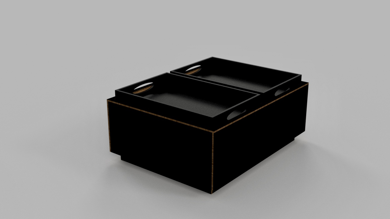 TV Room Table