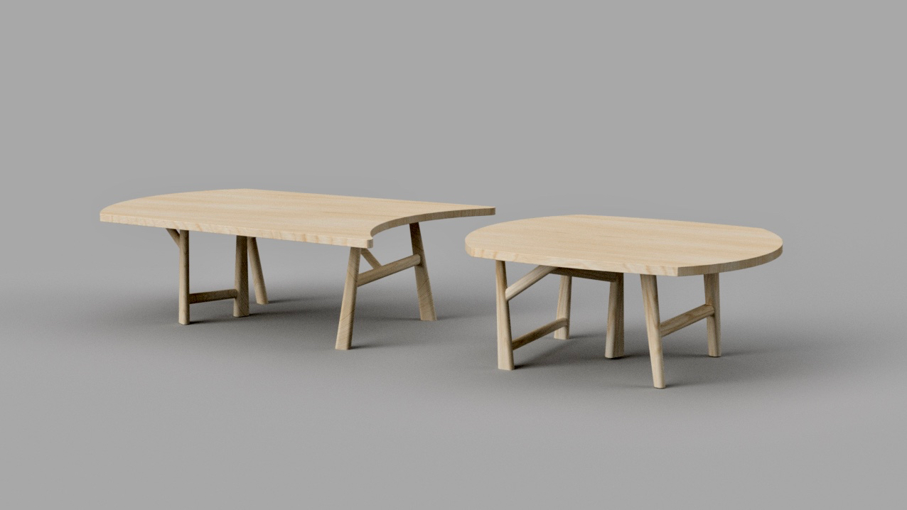Two-part Table