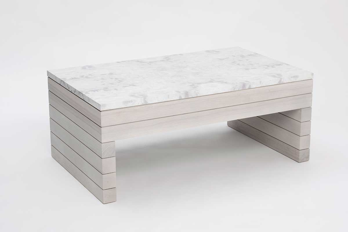 Baker Coffee Table - Tables