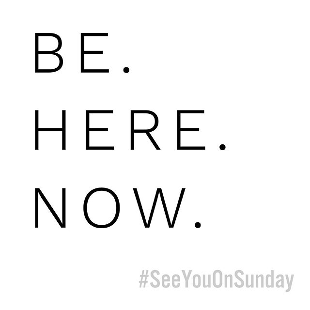 A reminder to be intentionally present. . . . . . . . #present #here#be#beherenow #socialmediamarketing #doyou #woke #positivevibes