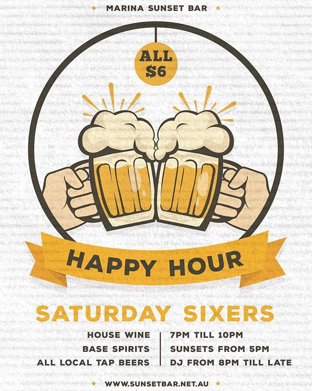 Come hit up a Saturday sesh down by the beach, with our resident DJ - TKA dropping tracks all night long 🌟 $7 Krakens All Day 🌟 ⭐ $6 Tap Beers ⭐ ⭐ $6 Base Spirits ⭐ ⭐ $6 House Wines ⭐ - - - - - #saturday #saturdaynight #beach #bar #drinks #cocktails #specials #sunset #marina #marinapier #glenelg