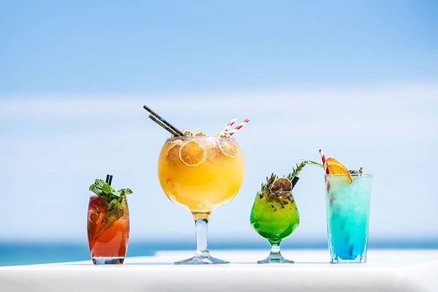 Why not grab a couple cheeky Friday afternoon cocktails while it's still hot, with live acoustics all night . . Happy Hour 4 -7 $6 Base Spirits $6 Tap Beers $6 House Wines $10 Fireball Cocktails $25 Sour Cola Fishbowls . . . . #beach #bar #sunset #sunsetbar #cocktails #mixology #happyhour #drink #marina #marinapierglenelg #dylansdeliciousdrinks