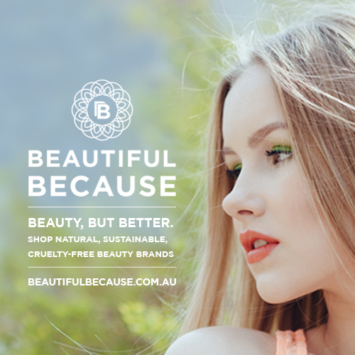 Beautiful Because - 15% off your 1st order when you become a VIP