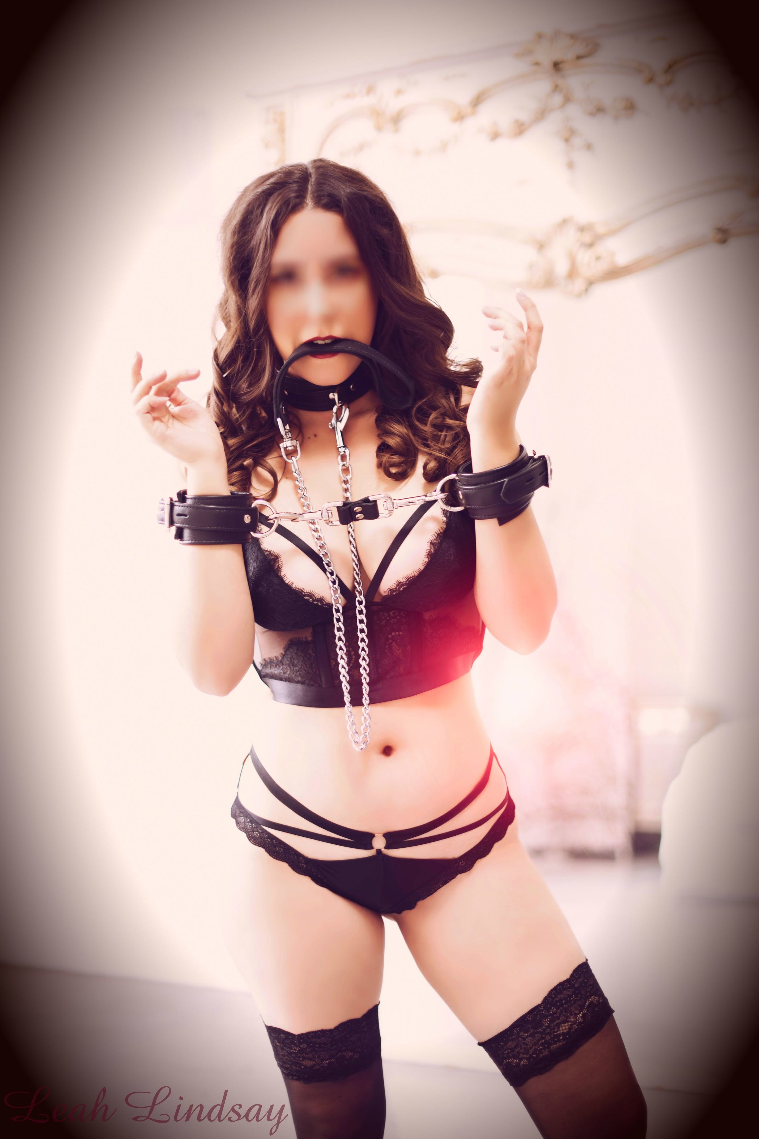 Leah Lindsay - Authentic Brunette Bombshell SF Bay Area