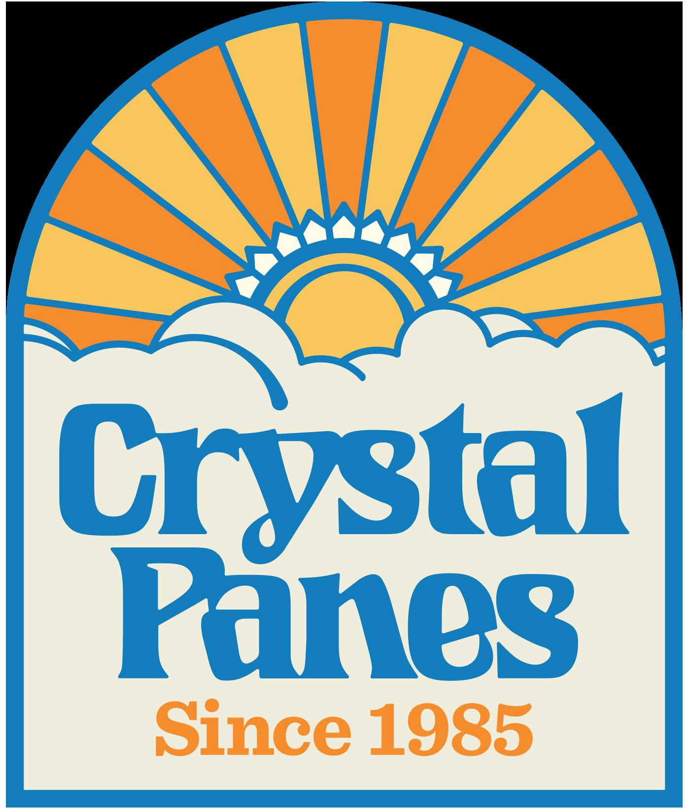 Crystal Panes Logo