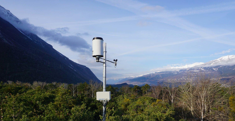 Decentlab LoRa sensors now with adaptive data rate (ADR