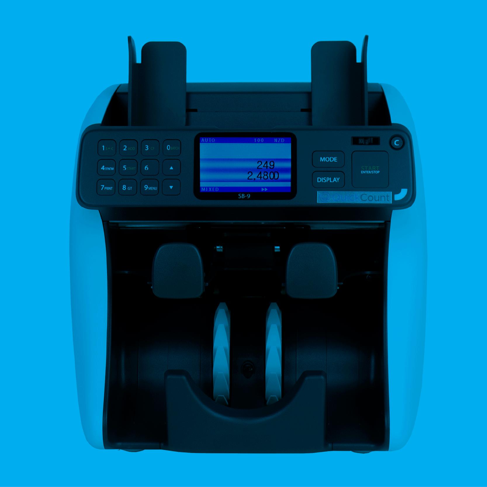 Desktop Cash Handling -