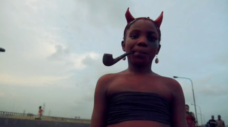 Still from  The Deliverance of Comfort  (2010), courtesy of Zina Saro-Wiwa