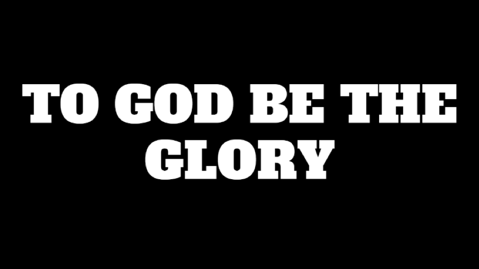 A common way to end Nollywood Films  To God Be The Glory. (2016). [image] Available at: http://partyjollof.com/we-are-sick-of-these-14-nollywood-stereotypes/ [Accessed 25 Jan. 2016].