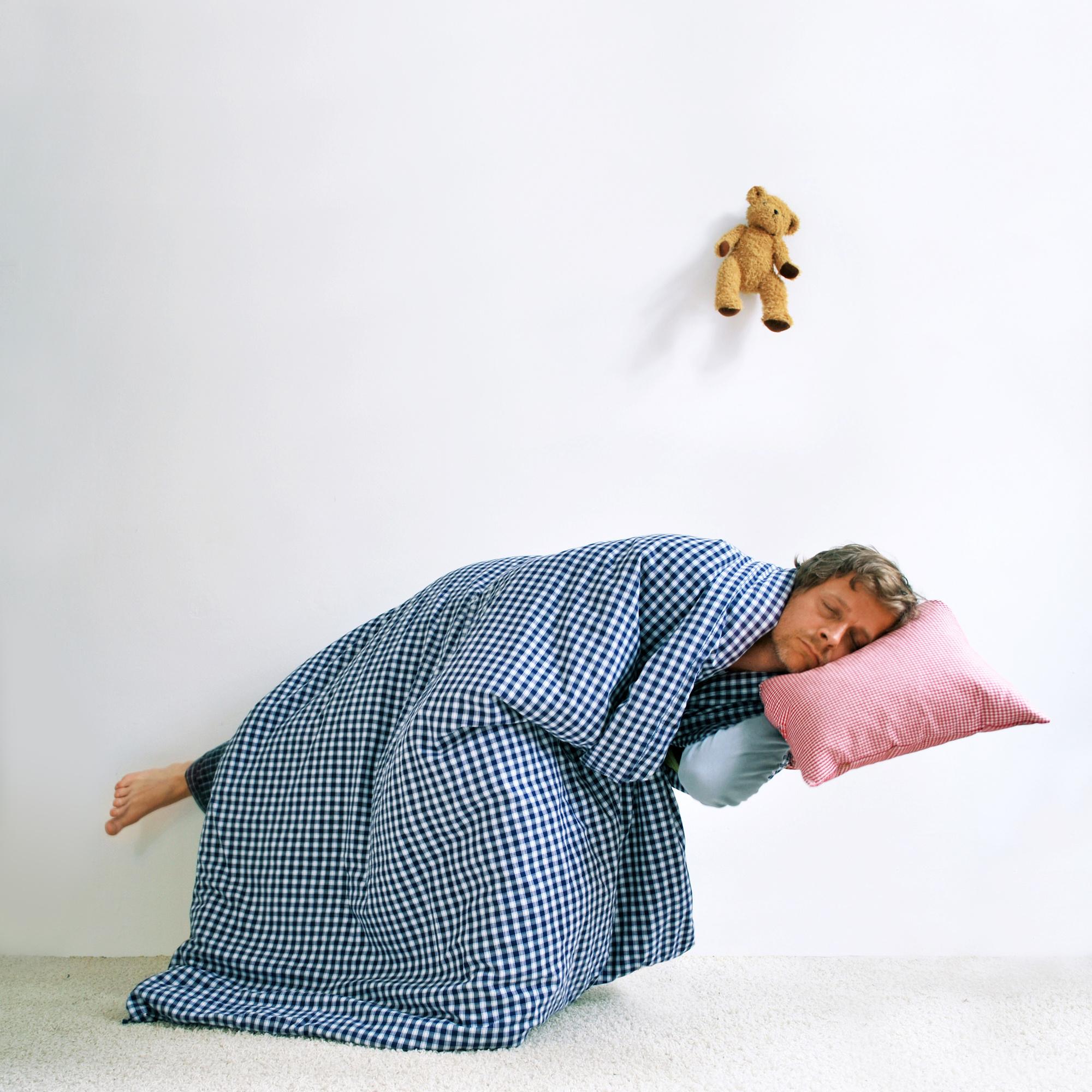 Warmes Bett