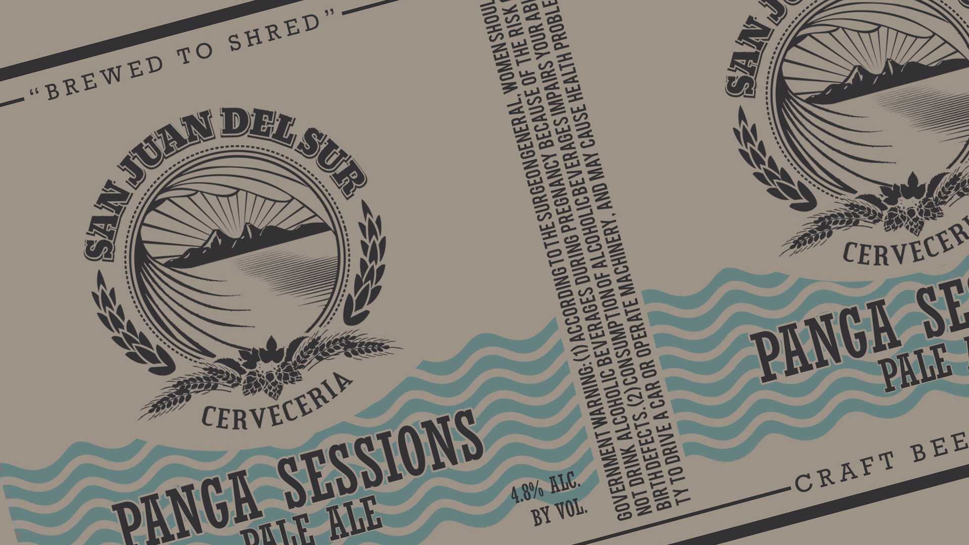 Beer Label Design, Beer Can Design, Craft Beer & Brewery Branding -