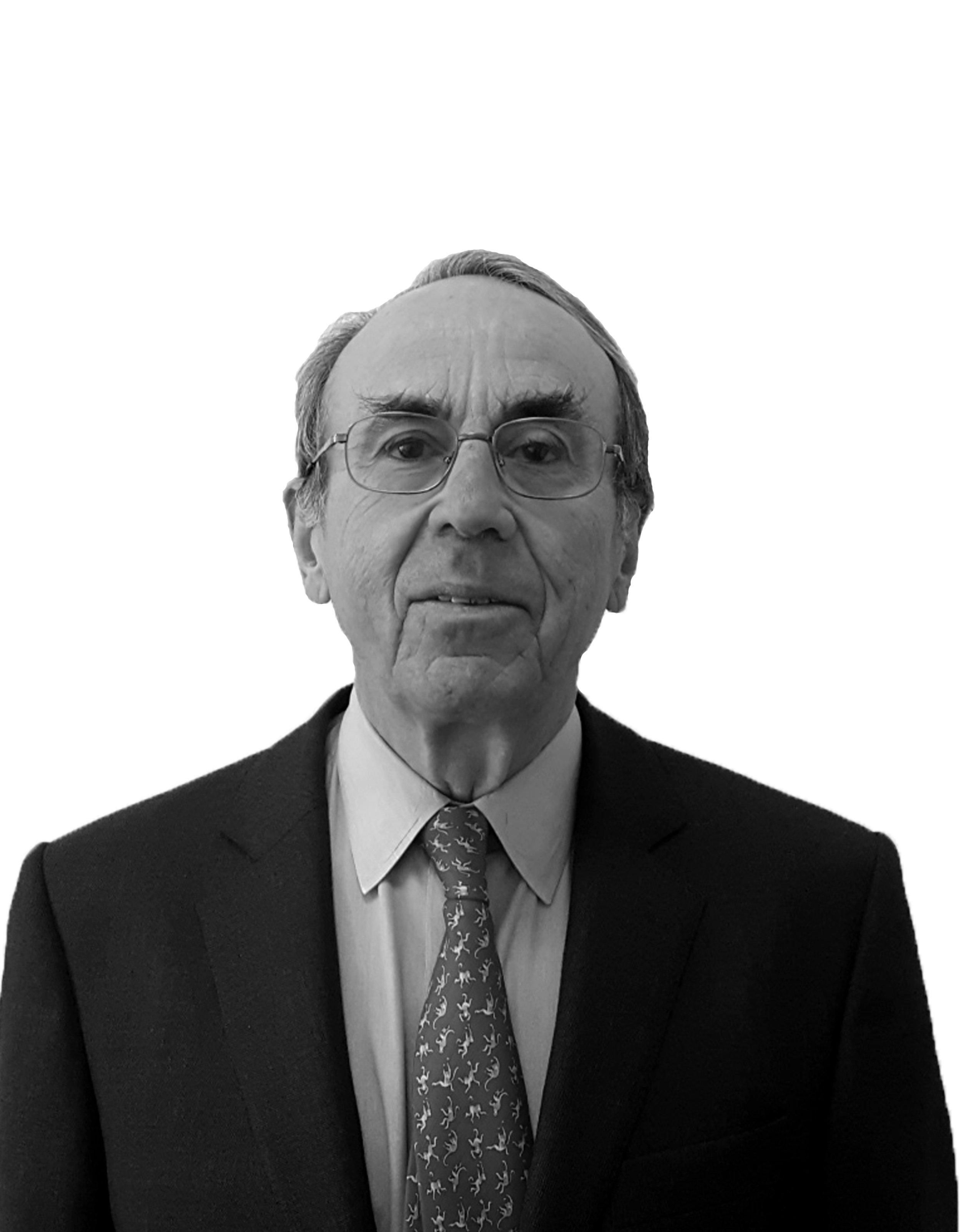 ALAiN JOLY   Ancien Président d'Air Liquide