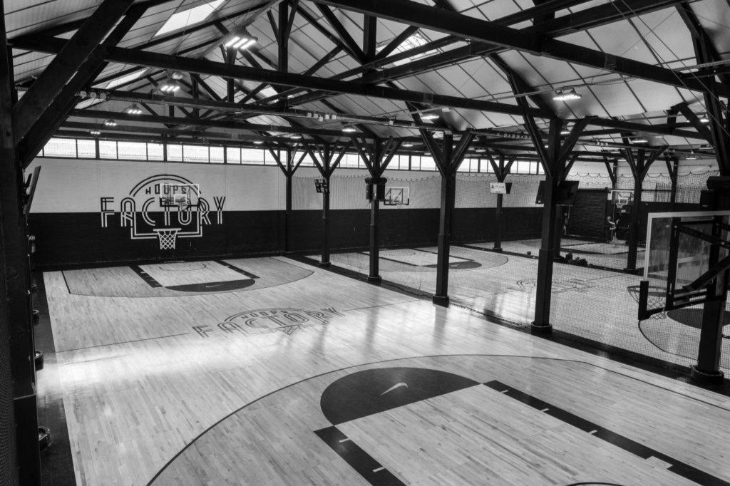 Impact Croissance Hoops Factory Basket Indoor