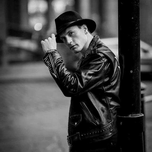 Custom Leather Jacket Keith Hat1.jpg
