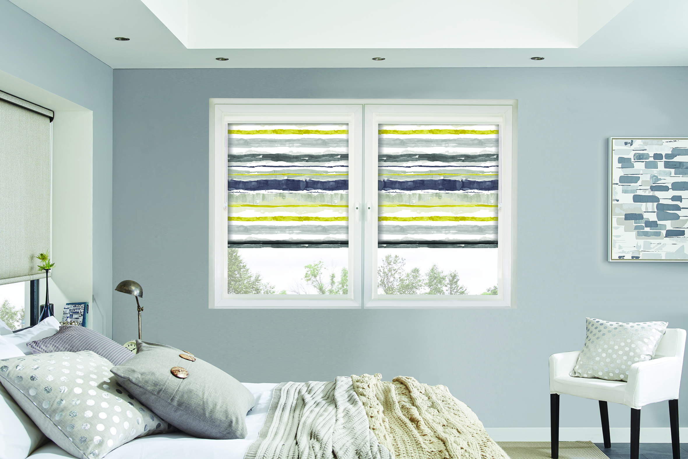 Perfect Fit Blinds     Perfect for conservatories, glazed doors and tilt & turn windows. Available in rollers, venetians and pleated blinds.