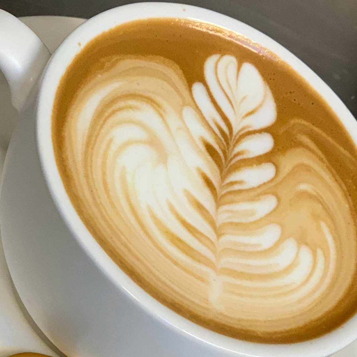 Serving Belaroma Coffee from 7am