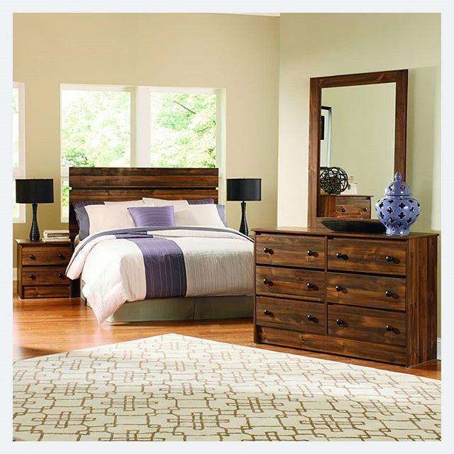 When you dream about your bedroom!  #bedroom #furniture #bed #drawer #room #chestofdrawers #bedsheet #bedframe #nightstand #mattress #interiordesign #bedding #hardwood #wood #chest #floor #duvetcover #door