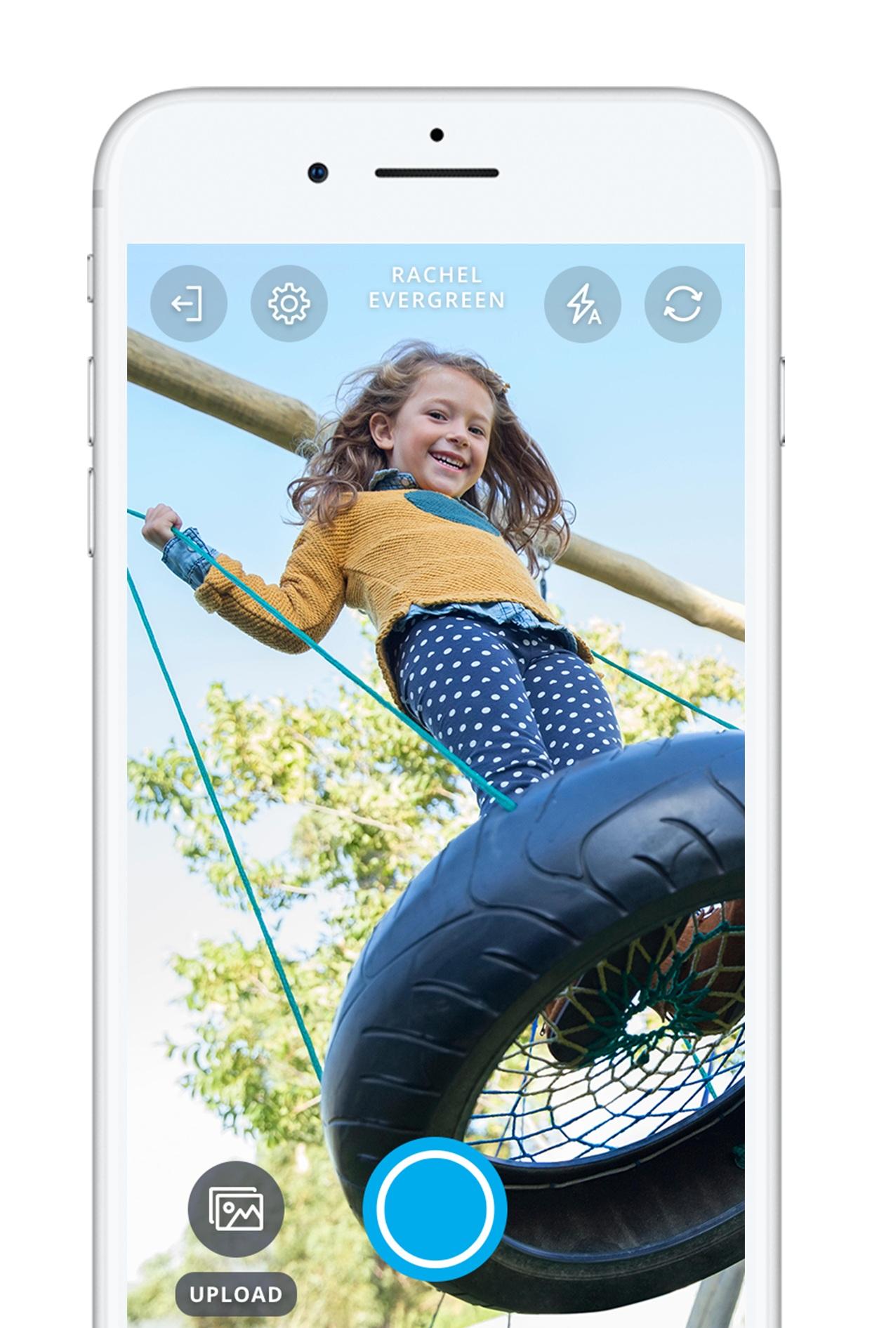 InfoMentor Media App - VIÐMÓTSHÖNNUN, UPPLÝSINGAARKITEKTÚR