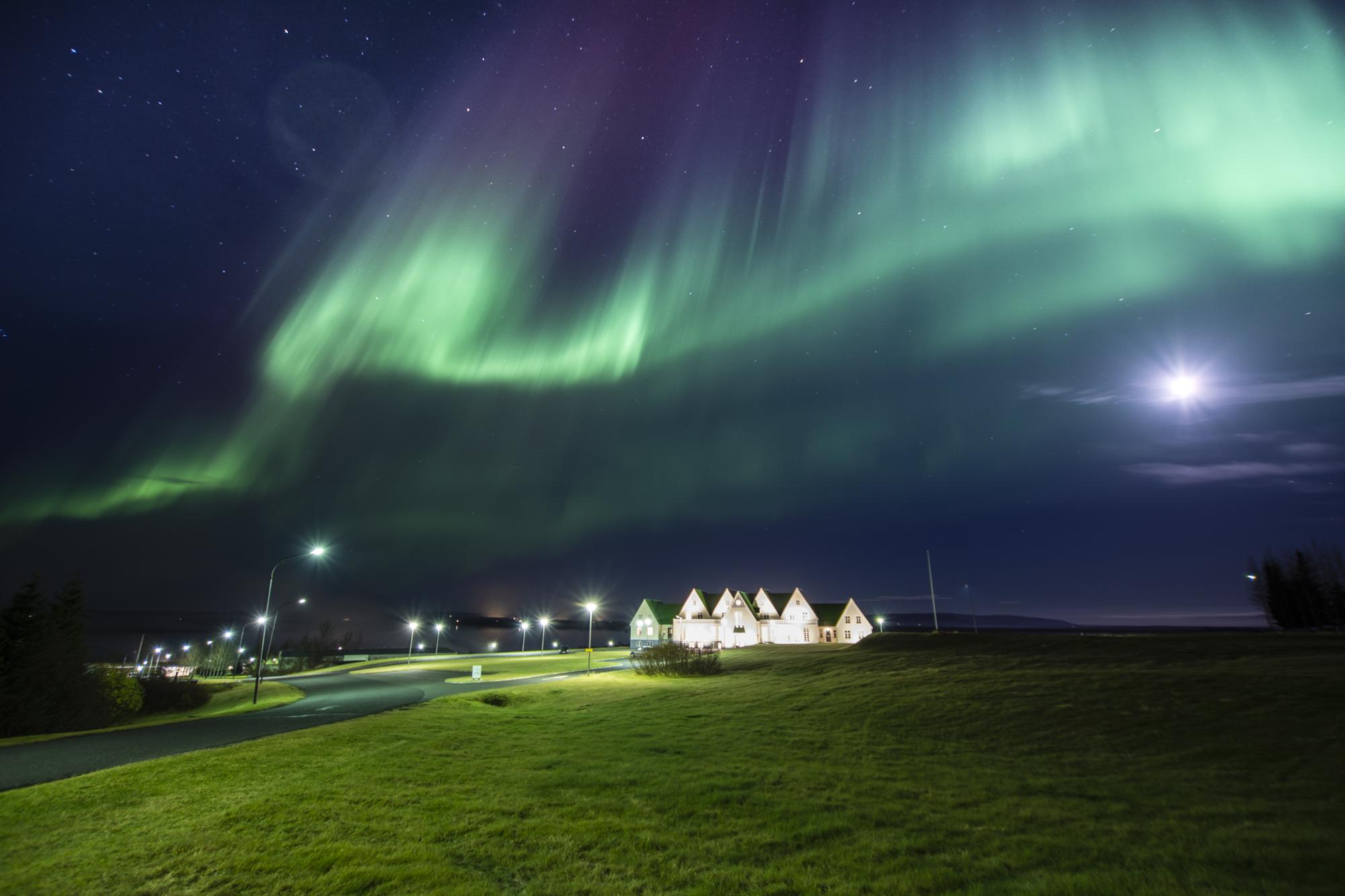 Héraðsskólinn Hostel - LJÓSMYNDUN