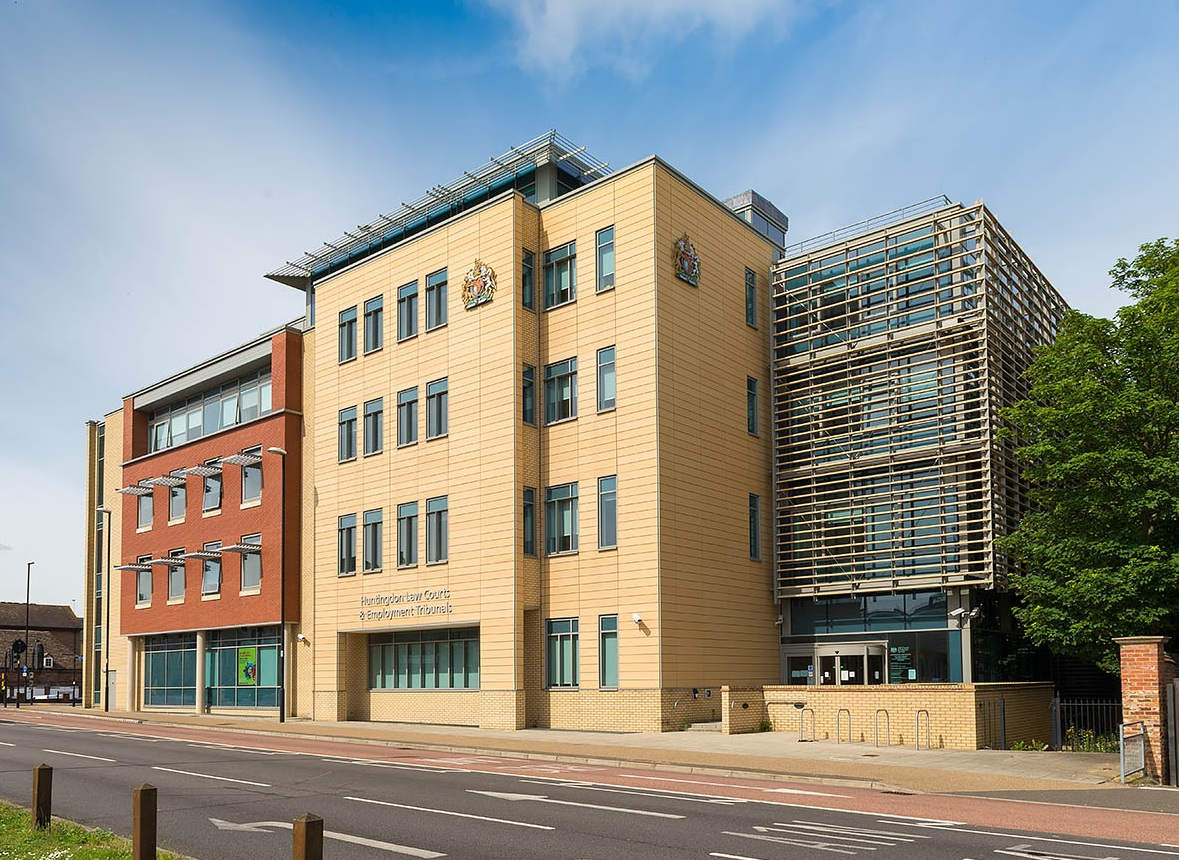 Huntingdon Law Court & Employment Tribunals Building