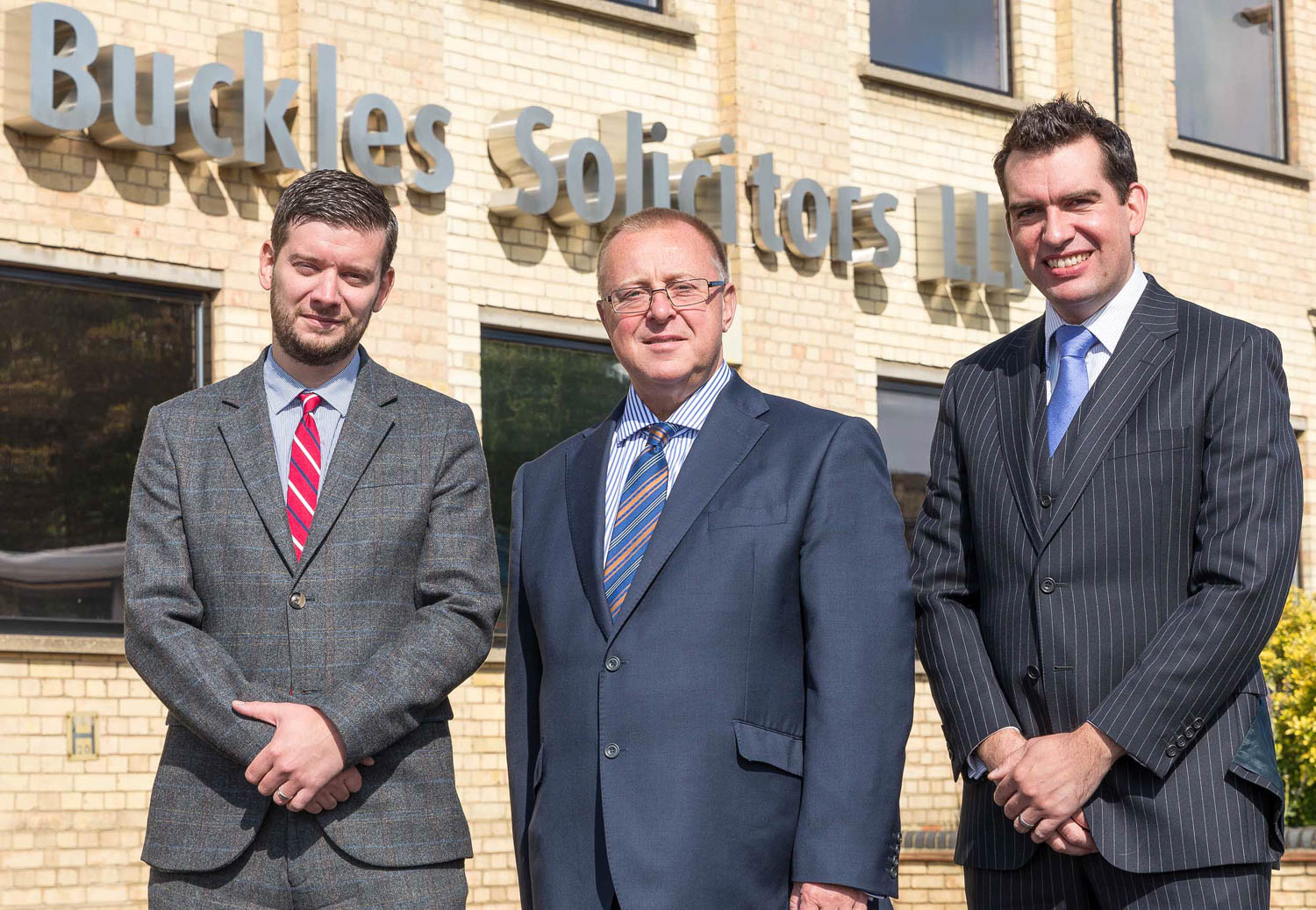 Buckles Solicitors Photo Shoot