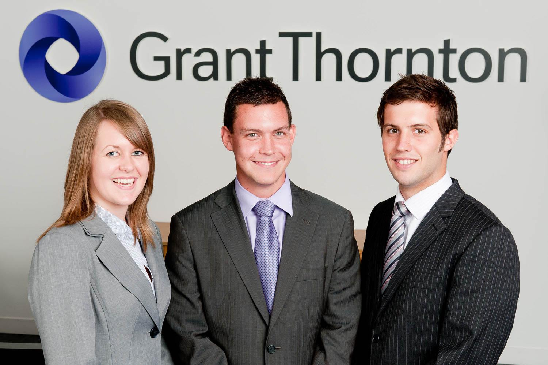 Grant Thornton graduates