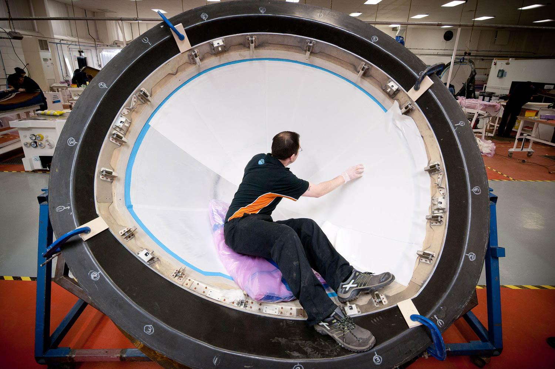 AIM Composites factory photo