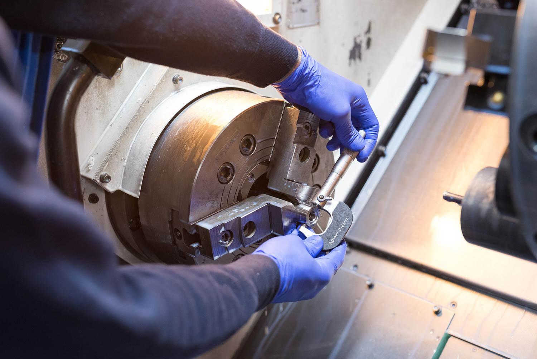 Orbital Fabrications machinery