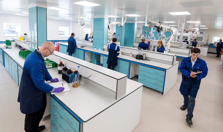 Hexcel labs