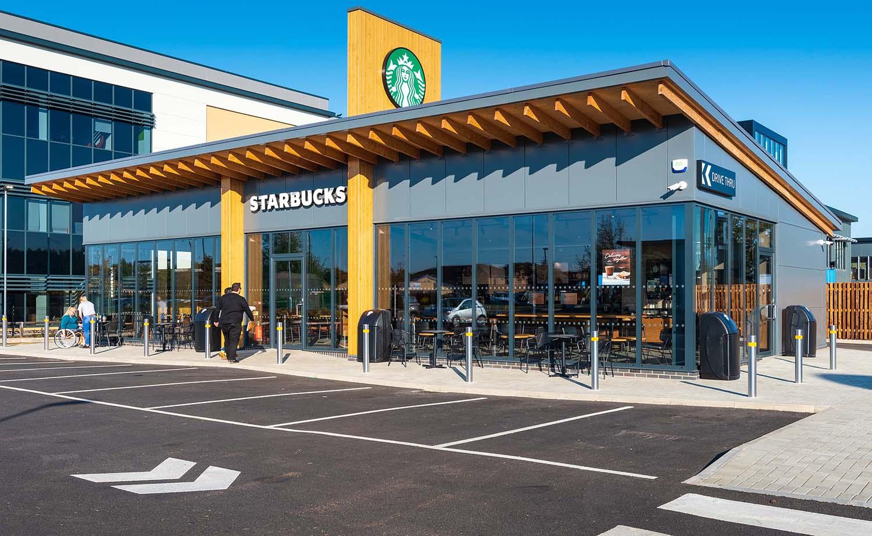 Starbucks in Peterborough