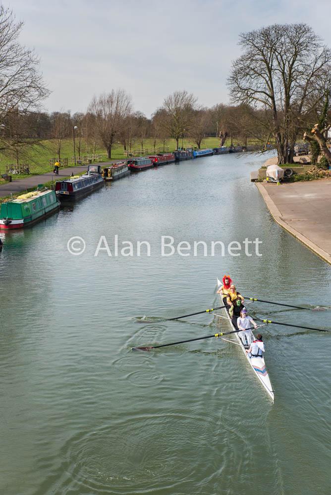 12th March 2015: Scenes of Cambridge City for Cambridge City Council