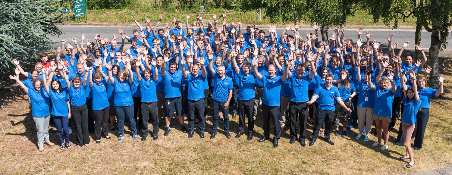 July 12th 2018: AVEVA Blue Shirts