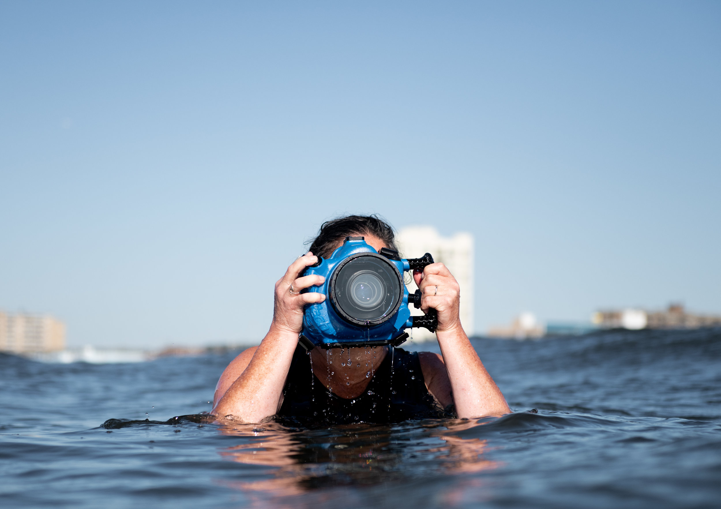 Surfer Photo Sessions - Schedule a one-0n-one surf photography session 7 days a week. (Photo of Riley by Bryanna Bradley.)