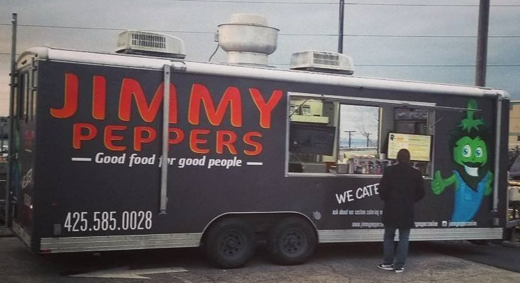 Jimmy Peppers - Gourmet festival foodFind on FacebookTwitter: @jpyummygoodnesswebsite: www.jimmypeppersweb.comemail: jcmisko@jimmypeppersonline.comPhone: 425-585-0028Available for catering.Also serves in: Everett, Marysville & Smokey Point