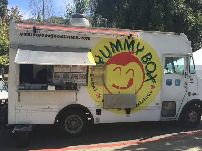 Yummy Box - Asian Fusion street foodsFind on FacebookTwitter: @yummyboxmobileWeb: www.yummyboxfoodtruck.comPhone: 425-241-4699E: Yummyboxfoodtruck@yahoo.comAvailable for cateringAlso serves in: Seattle, Bellevue & Everett